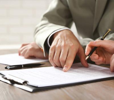 Avocat en droit des contrats Mons